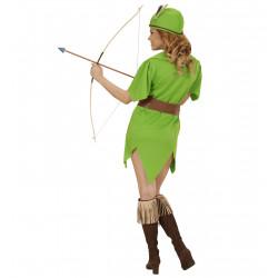 déguisement robin des bois femme