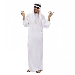 costume émir arabe
