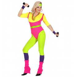 costume jogging fluo