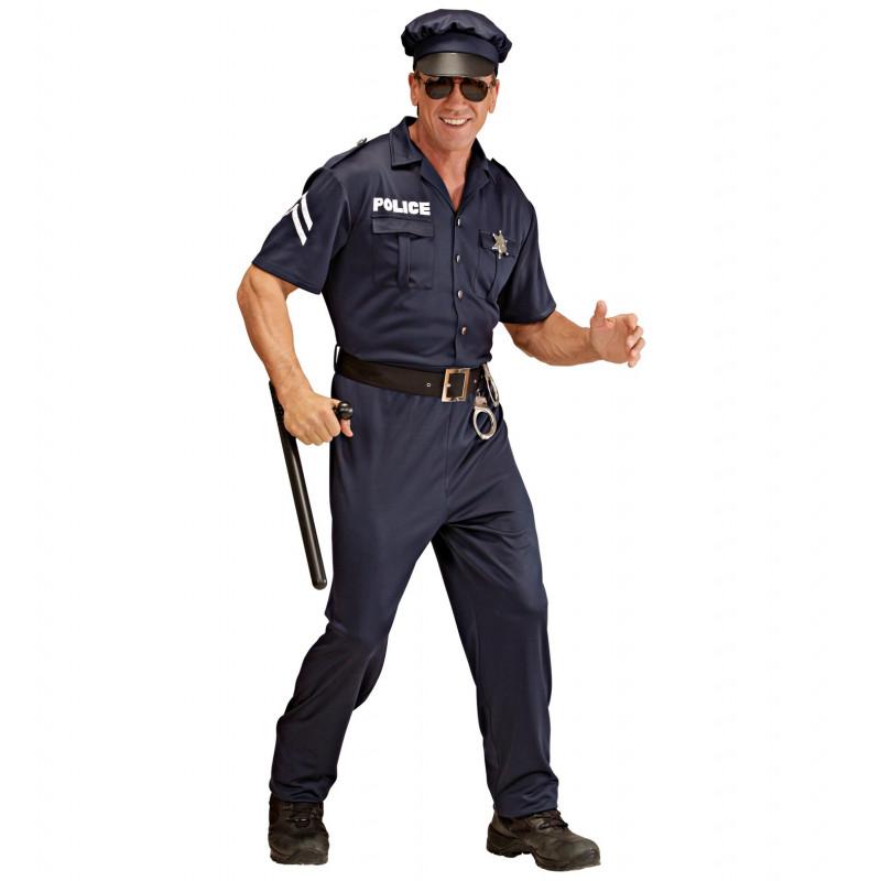 costume policier homme