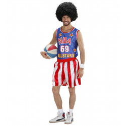 costume basketteur