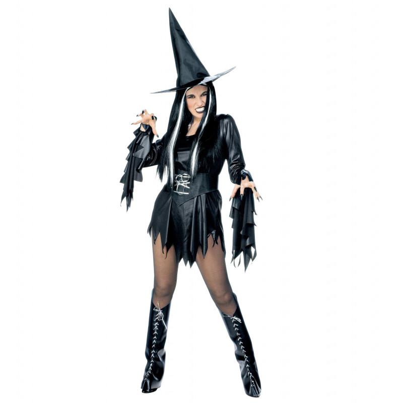 costume sorcière sexy
