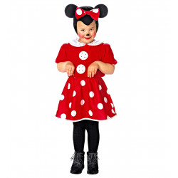 costume minnie fille
