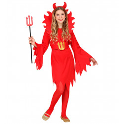 costume diablesse fille