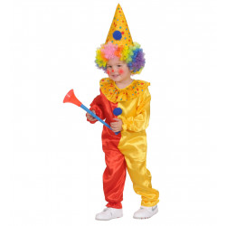 costume clown bébé