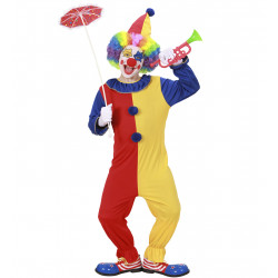 Costume Clown R/J enfant