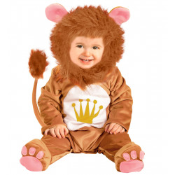 costume lion bébé
