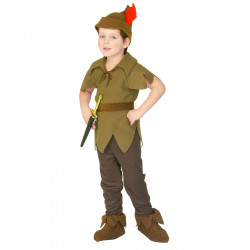 Costume Peter enfant