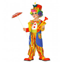 Costume Clown deluxe enfant