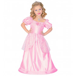 Costume Princesse rose enfant