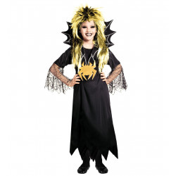 Costume Spider girl enfant