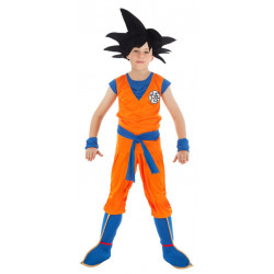 Costume Dragon Ball Z enfant