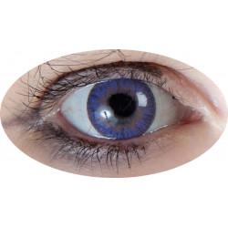 lentilles iris vert