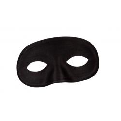 loup domino noir