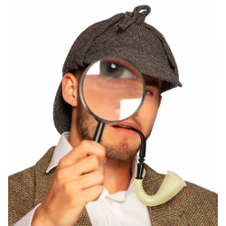 loupe détective