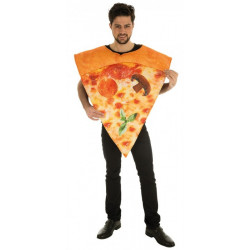 Costume de Pizza