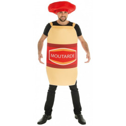 Costume de Moutarde
