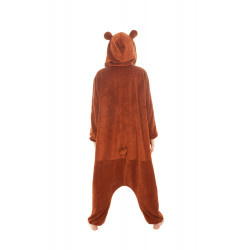 Costume Ours marron