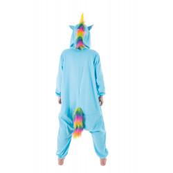 Costume Licorne bleue