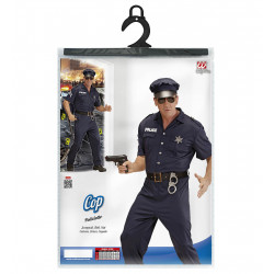 costume police homme