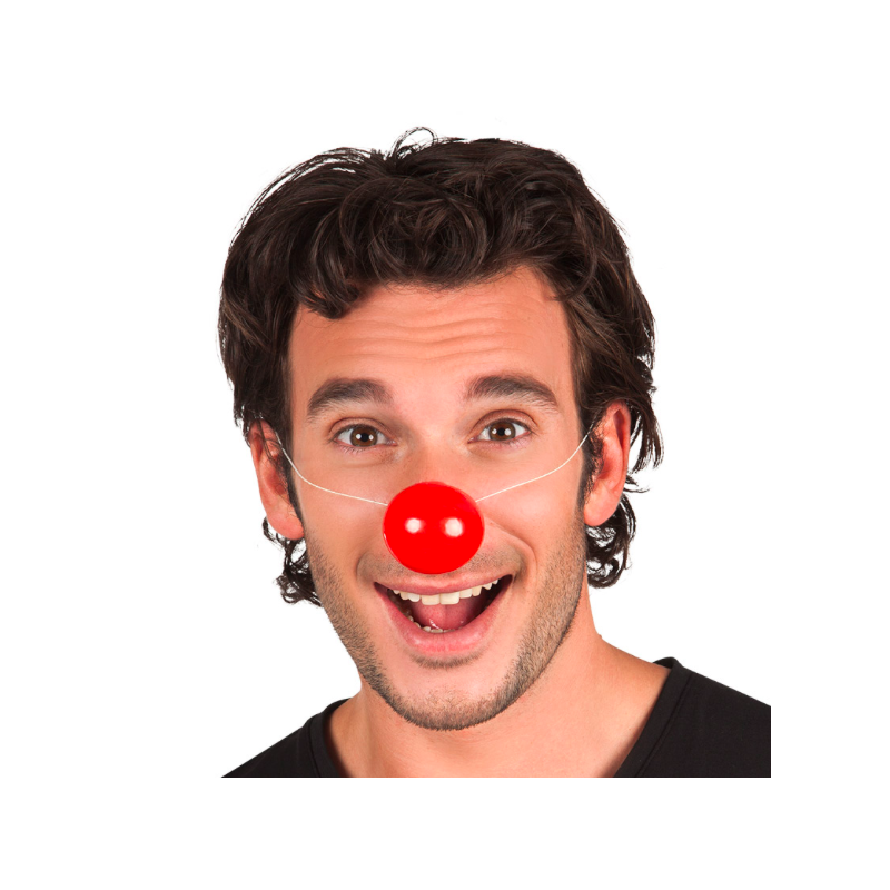 nez clown rouge