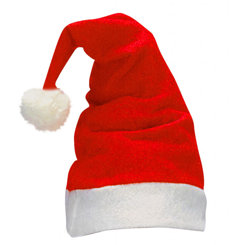 Bonnet Père Noël simple