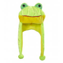 Coiffe Grenouille