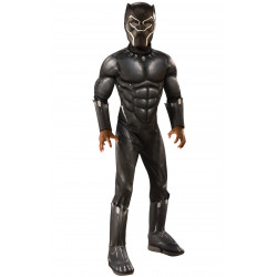 Costume Black Panther garçon