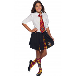 Cravate Harry Potter Gryffindor