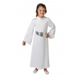 Costume Princesse Leïa  fille Stars wars
