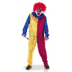 Costume Clown horreur