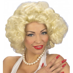 Perruque de Marilyn