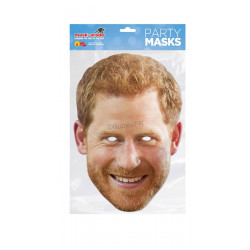 Masque Prince Harry
