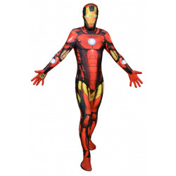 Costume Morphsuits Iron Man
