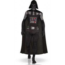Costume Morphsuits Dark Vador Stars wars