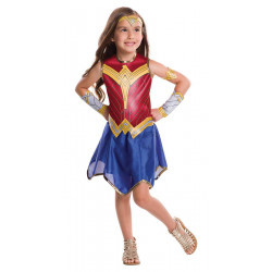 Costume  Wonder woman Justice league fille