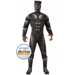 Costume Black Panther...