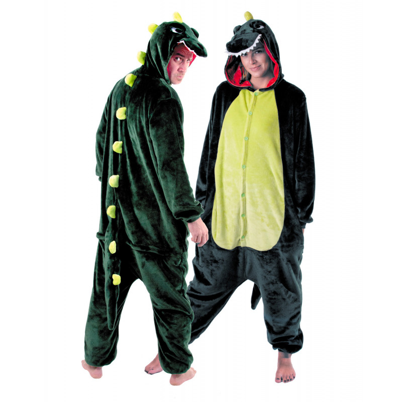 Costume Kigurumi Dinosaure