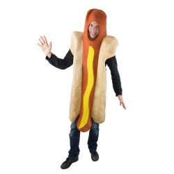Costume de Hot Dog