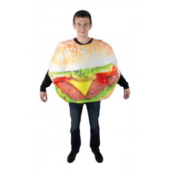 Costume de Hamburger
