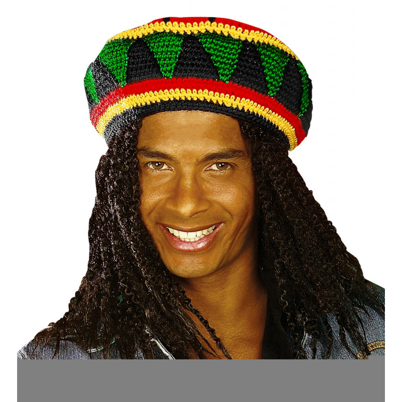 béret rasta Jamaïque