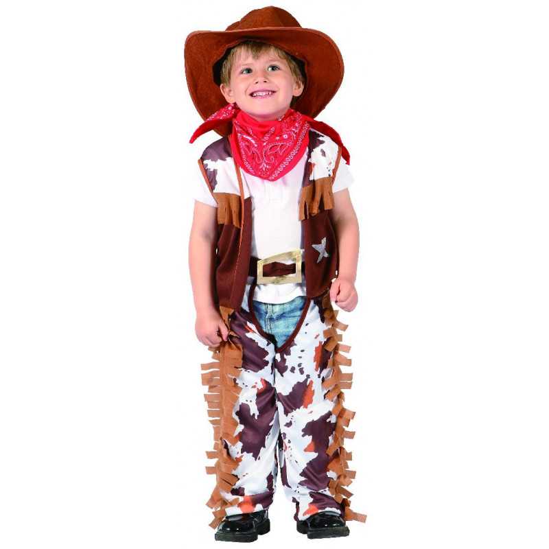 Costume Cow Boy enfant