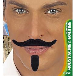 Moustache de mousquetaire
