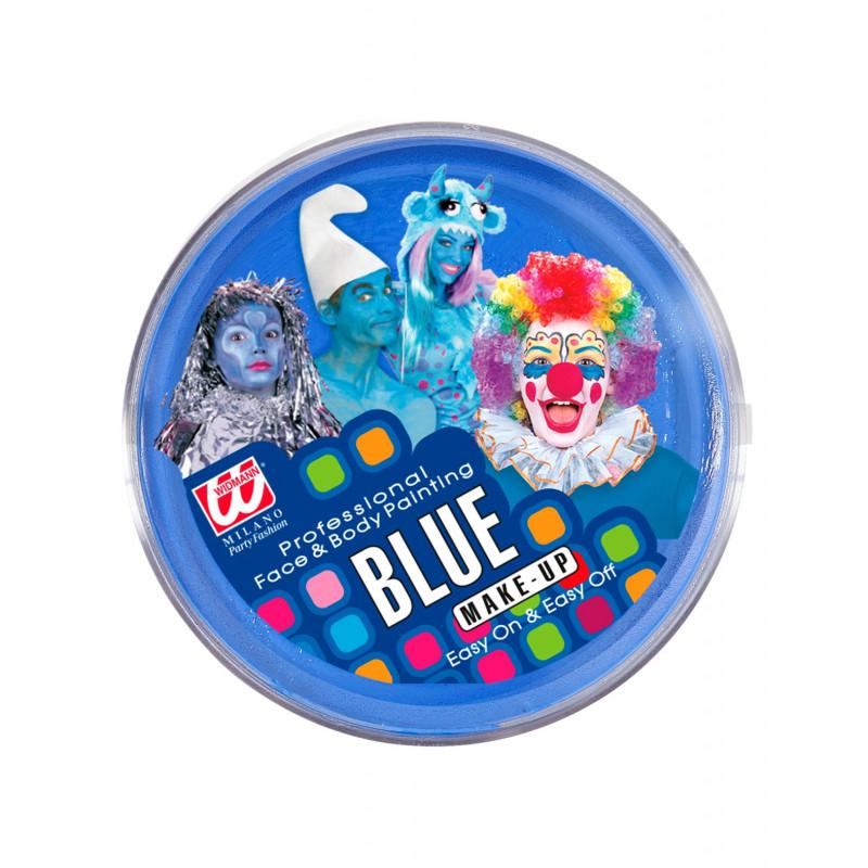 Maquillage Pot bleu