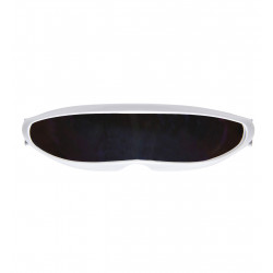 Lunettes spatial blanches