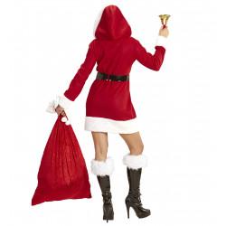 Costume de Robe Mère Noël