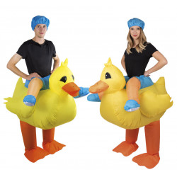 Costume Canard gonflable