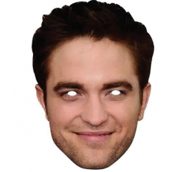 Masque Robert Pattinson
