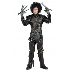 Costume Edward aux main...