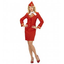 Costume Hôtesse de l'Air...